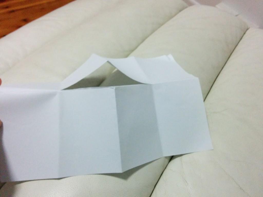 letter booklet
