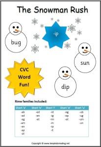CVC game