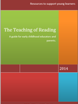 teaching of reading book