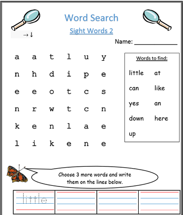 Cvc words phonics worksheets for kids keepkidsreading word search ibookread ePUb