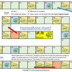 homophones writing games