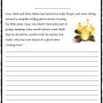 story starter writing