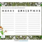 christmas worksheet find words