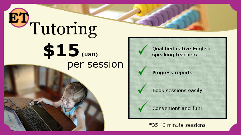 online tutoring prices